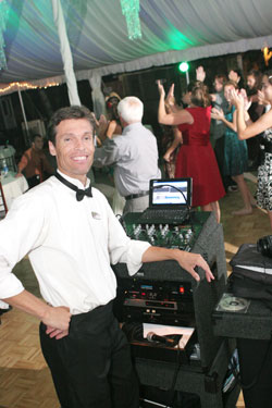 San Diego Wedding DJ Paul Peterson